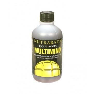 Nutrabaits Liquid Food Multimino  250 ml