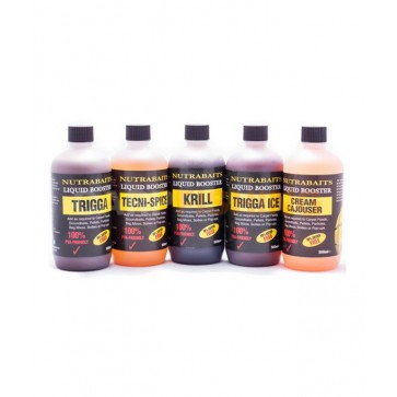 Nutrabaits Liquid Boosters