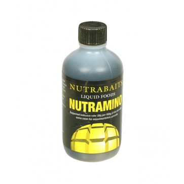 Nutrabaits Liquid Food Nutramino 250 ml