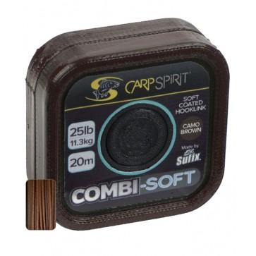 Carp Spirit Combi Soft - Coated Braid 20m