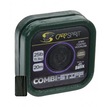 Carp Spirit Combi Stiff - Coated Braid 20m