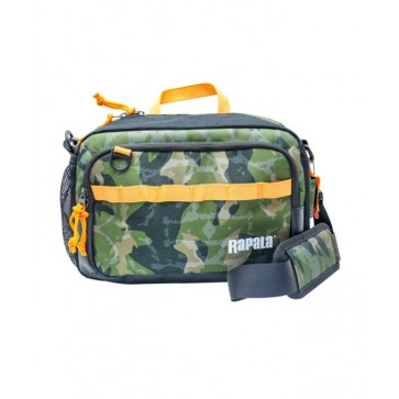 Rapala Jungle Messenger Bag RJUMB
