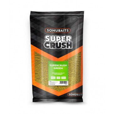 Sonubaits Groundbait Supercrush Green 2 kg
