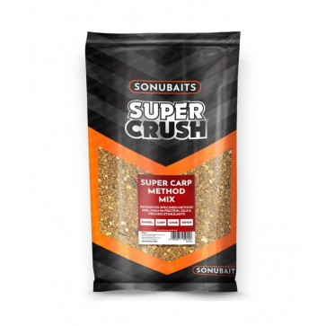 Sonubaits Groundbait Super Carp Method Mix 2kg