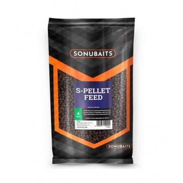 Sonubaits S-Pellet Feed 4mm 1kg