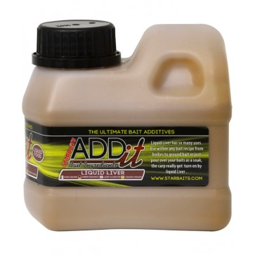 Starbaits Add' It Liquid 500ml Liver