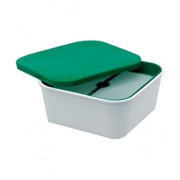 Sensas Bait Box With Riddle