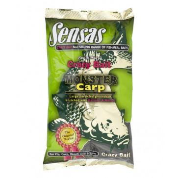Sensas Crazy Bait Monster Carp 1kg
