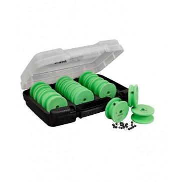 Sensas Feeder Match Rig Box 17 Spools