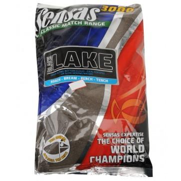 Sensas 3000 Lake Black 1kg