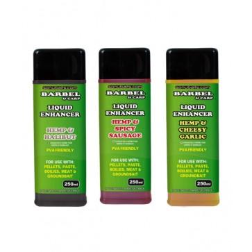 Sonubaits Barbel and Carp Liquid Enhancers 250ml