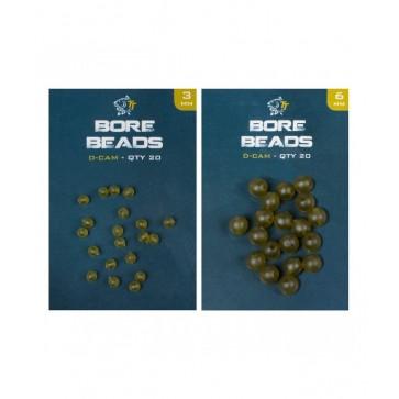 Nash Soft Taper Bore Beads Diffusion Camo