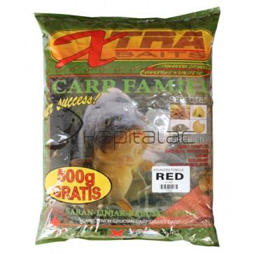 Xtra Carp Family 2,5 kg Red