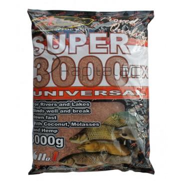 Xtra Super 3000 Mix Univerzal 3 kg