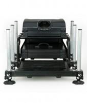 Matrix S36 Super Box Black Inc 2 X Shallow Trays & Lid