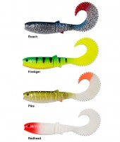 Savage Gear Cannibal Curltail 10cm