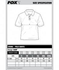 Fox Chunk Khaki Polo Shirt
