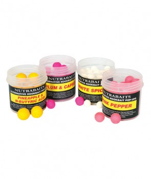 Nutrabaits Alternative Hookbait Pop-up Pink Pepper 20mm