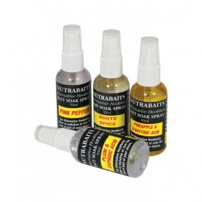 Nutrabaits Alternative Hookbait Pop-up White Spice Spray 50 ml