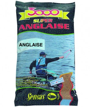 Sensas 3000 Anglaise Waggler Special 1kg