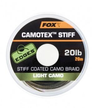 Fox Camotex Light Stiff 20m / 25lb