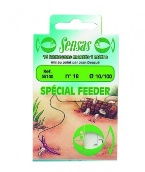 Sensas Feeder Nickel Hook