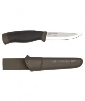 Mora Companion Heavy Duty MG, Carbon
