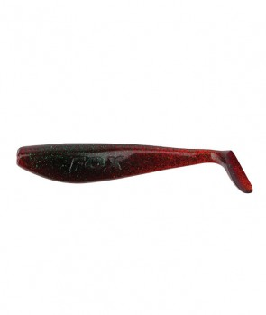Fox Rage Zander Pro Shads 10cm Red Wine