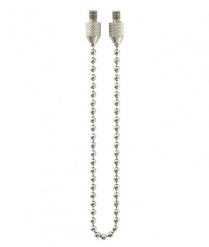 Solar Stainless Ball Chain 5 in