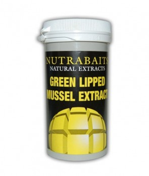 Nutrabaits Natural Extract Green Lipped Mussel 50 g