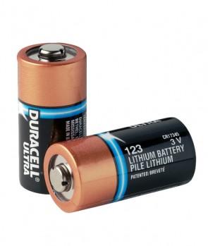 Duracell Baterija Ultra DL123 / 3V / 1 KOM