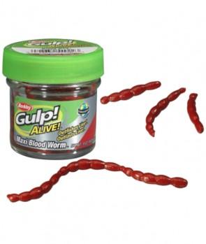 Berkley Gulp Alive Bloodworm