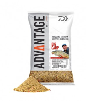 Daiwa Advantage Groundbait Big Carp 1kg