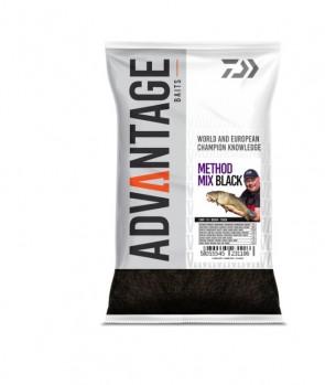 Daiwa Advantage Groundbait Method Mix Black 1kg