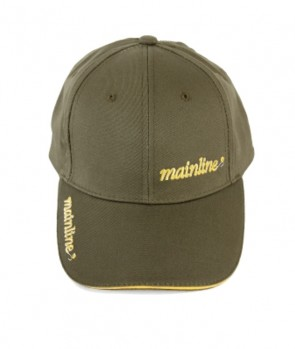 Mainline Basseball Cap Olive Green
