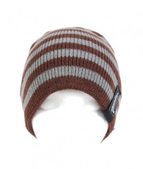 Mainline Striped Beanie Hat