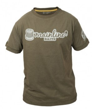 Mainline Retro Logo Tee Shirt