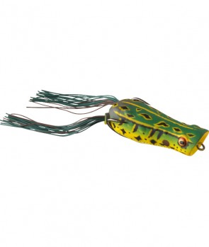 Daiwa D-Popper Frog 6.5Cm Green-T