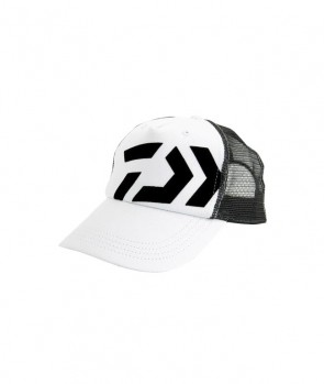 Daiwa D-Cap Weiß/Schwarz