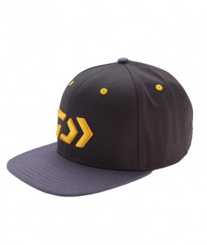 Daiwa D-Vec Cap Yellow Grey