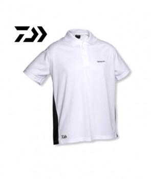 Daiwa Poloshirt Crno/Bijela