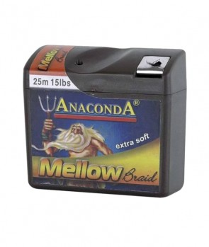 Anaconda Mellow Braid 25m 35lb