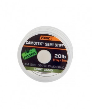 Fox Camotex Light Semi Stiff 35Lb - 20M