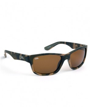Fox Chunk Sunglasses Camo / Brown Lense