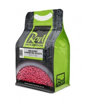 Rod Hutchinson Mulberry Florentine Pellets 6 mm 900g