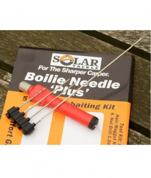Solar Boilie Needle Plus Nite Glow