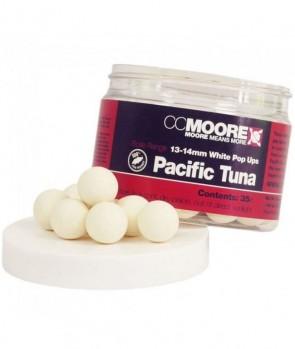CC Moore Pacific Tuna White Pop-Up 13/14 mm