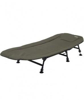 Dam Eco Bedchair 6-Leg Steel