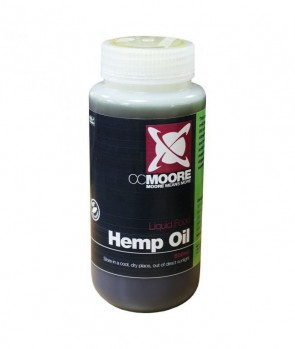 CC Moore Hemp Oil 250 ml