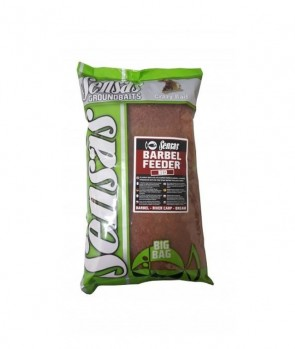 Sensas Big Bag Barbel Red 2kg